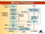 morenci flowsheet
