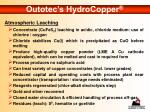 outotec s hydrocopper8