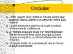 conclusion23