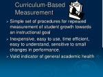 curriculum based measurement19