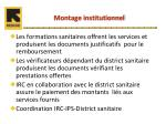 montage institutionnel12