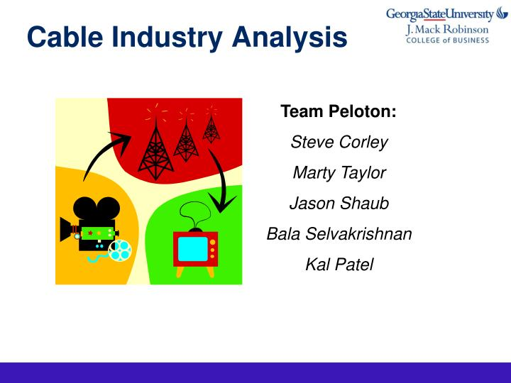 cable industry analysis n.