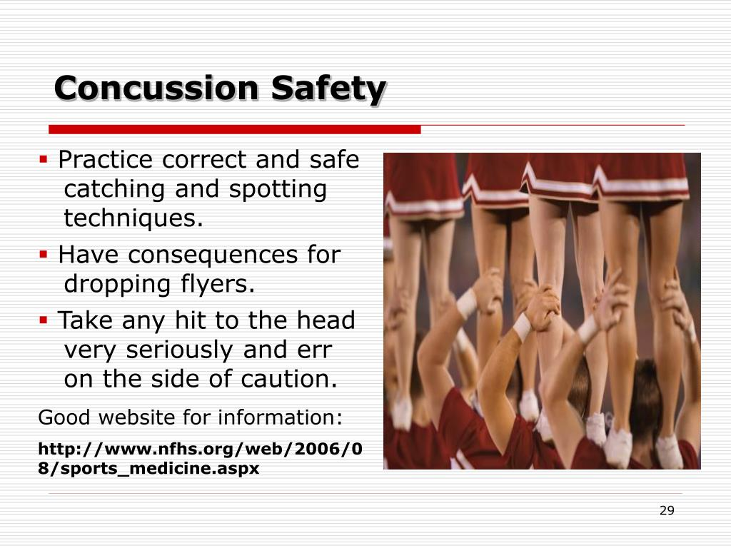 Concussion Safety