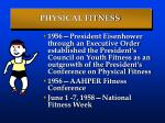 physical fitness27