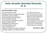 j lio arnaldo almeida rezende 6 a