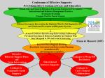 continuum of effective supports new hampshire s system of care and education