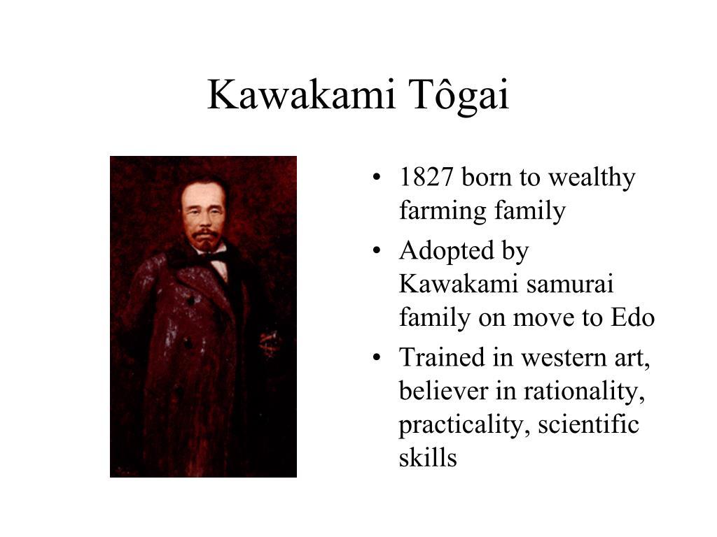 Kawakami Tôgai