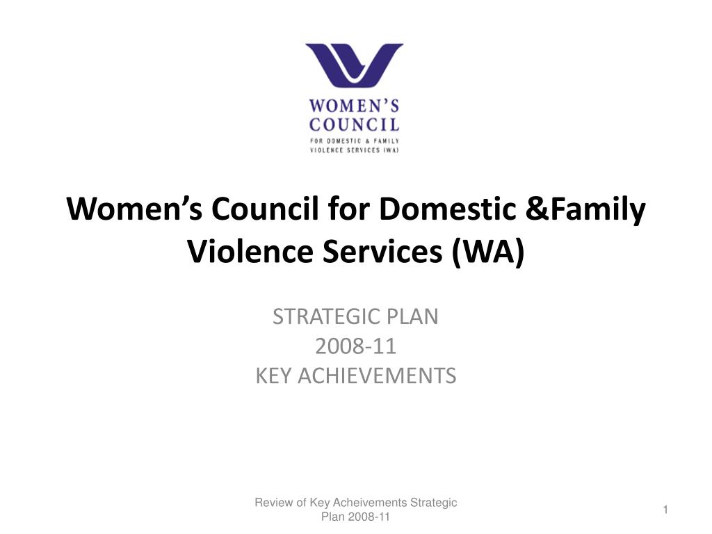 women s council for domestic family violence services wa l.