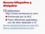 recursos biliograficos y divulgativos29