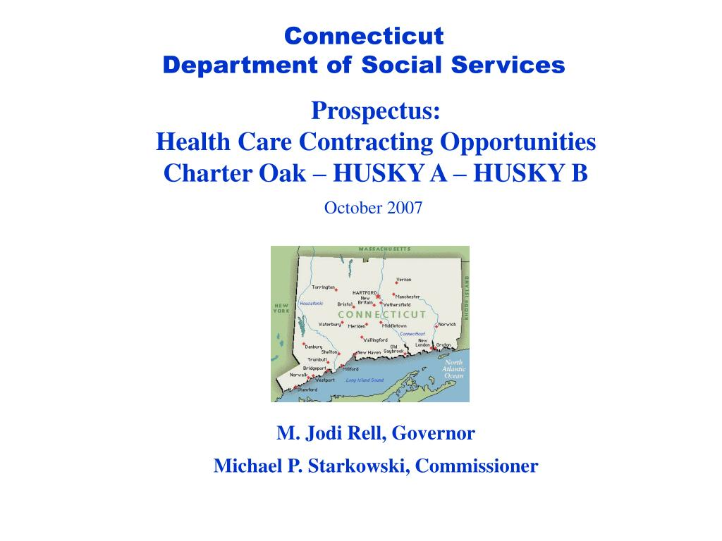 connecticut department of social services l.