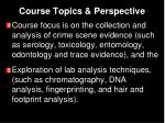 course topics perspective3