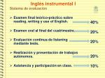 ingl s instrumental i10