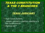 texas constitution the 3 branches 3