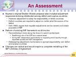 an assessment38
