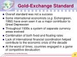 gold exchange standard7