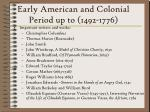early american and colonial period up to 1492 1776217