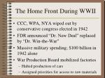 the home front during wwii172