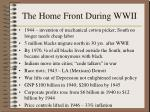 the home front during wwii176