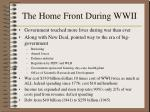 the home front during wwii177
