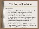 the reagan revolution207