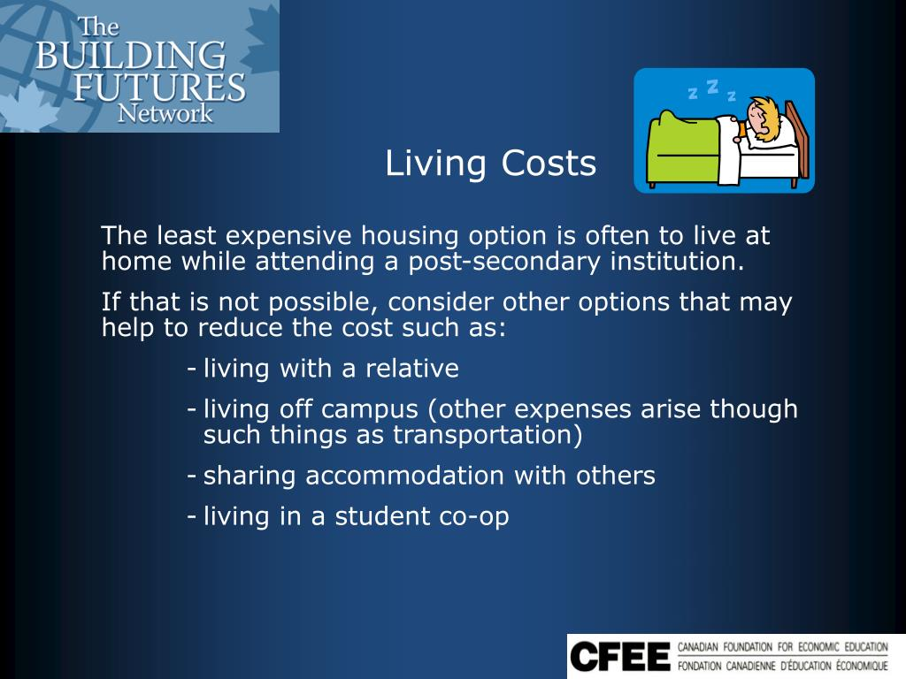 Living Costs