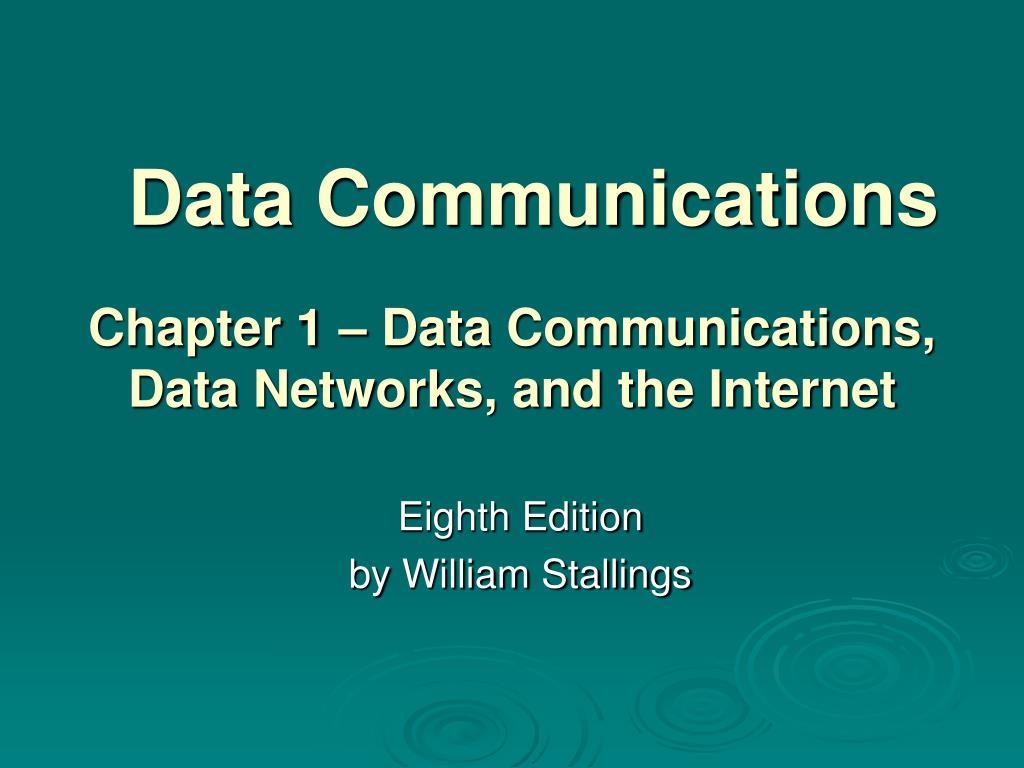 data communications l.