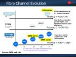 fibre channel evolution