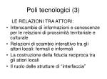 poli tecnologici 3