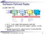 software defined radio9