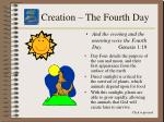 creation the fourth day10
