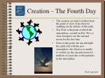 creation the fourth day5