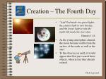 creation the fourth day8