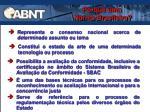 porqu uma norma brasileira