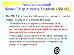 accuracy standards national map accuracy standards nmas