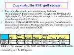 case study the fsu golf course17