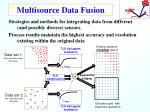 multisource data fusion