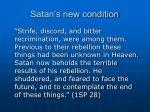 satan s new condition27