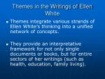 themes in the writings of ellen white38