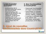 5 ajout de nouvelles fonctionnalit s dans countrystat