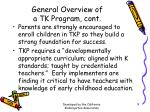 general overview of a tk program cont9