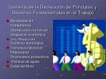 contexto de la declaraci n de principios y derechos fundamentales en el trabajo5