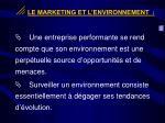 le marketing et l environnement4