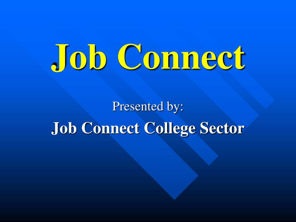 job connect l.