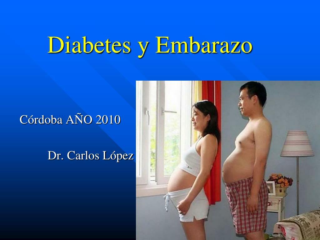 diabetes y embarazo l.