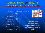 dietas para minimizar glucemia post prandial309