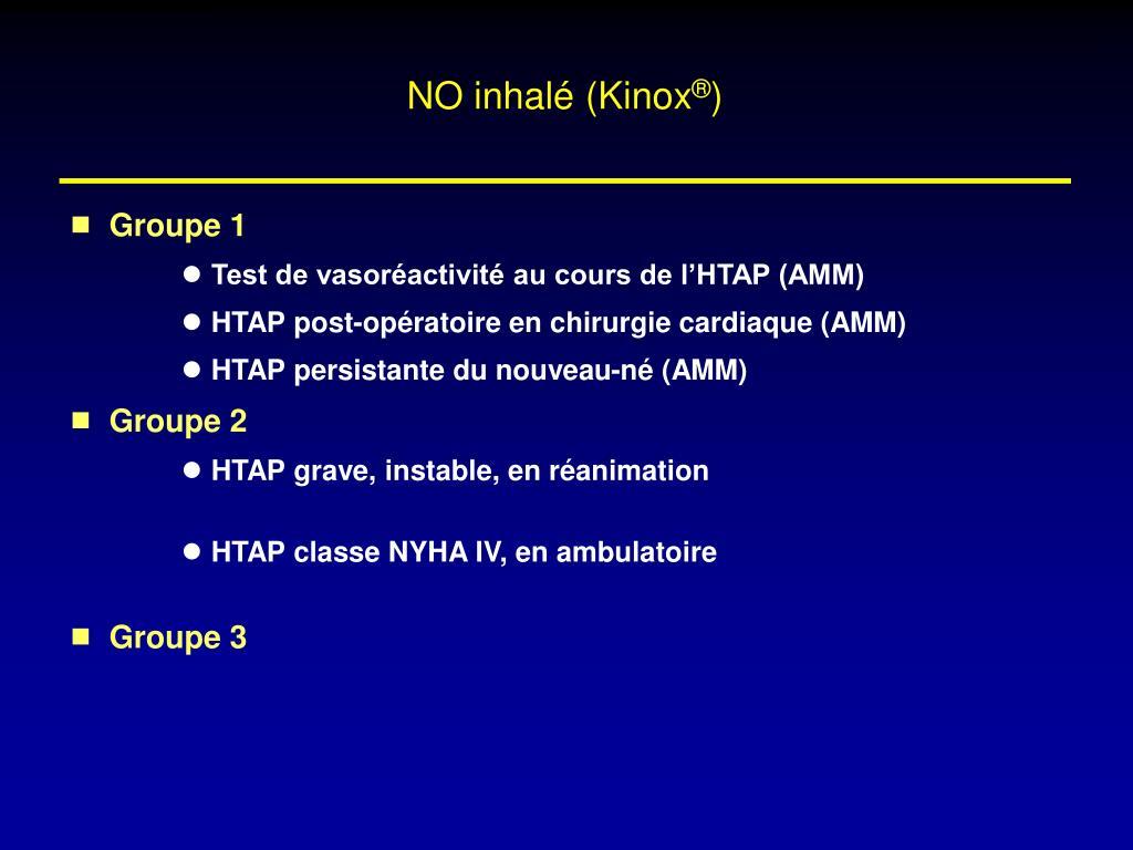 PPT - Hypertension(s) artérielle(s) pulmonaire(s..