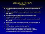 sildenafil oral revatio groupe 2
