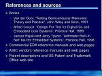 references and sources25