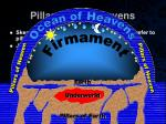 pillars of the heavens