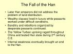 the fall of the han
